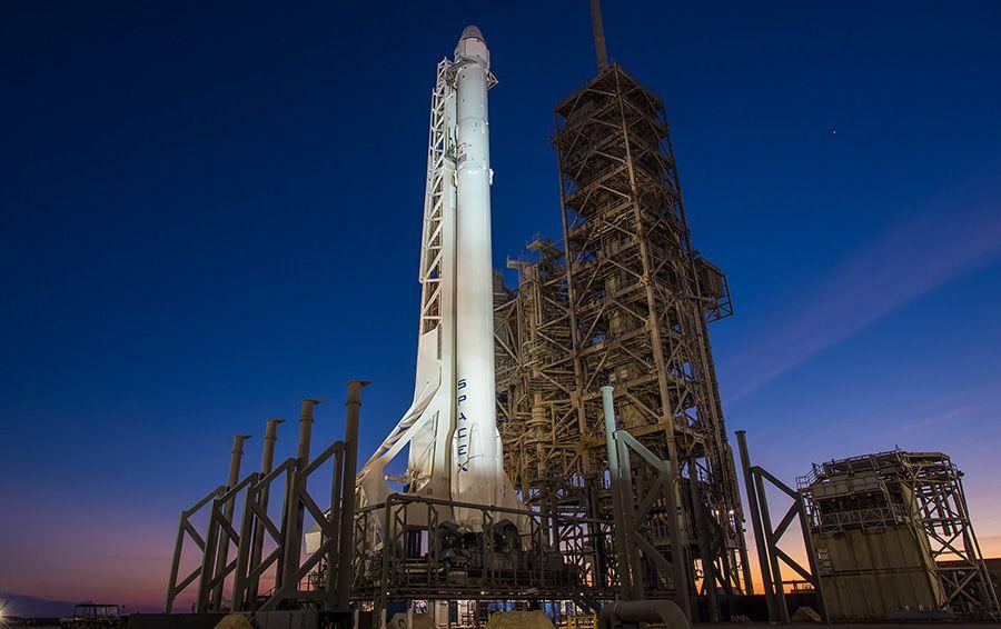 SpaceX впервые в истории запустила уже летавшую в космос ступень Falcon 9