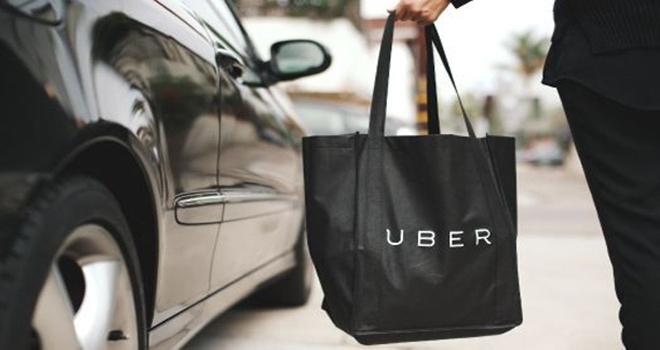 Uber займется доставкой еды