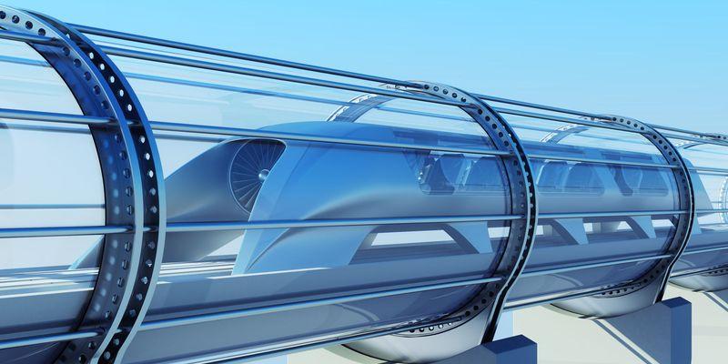 Цифра дня: стоимость строительства площадки Hyperloop в Украине
