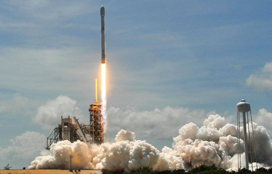 SpaceX запустила две ракеты за два дня