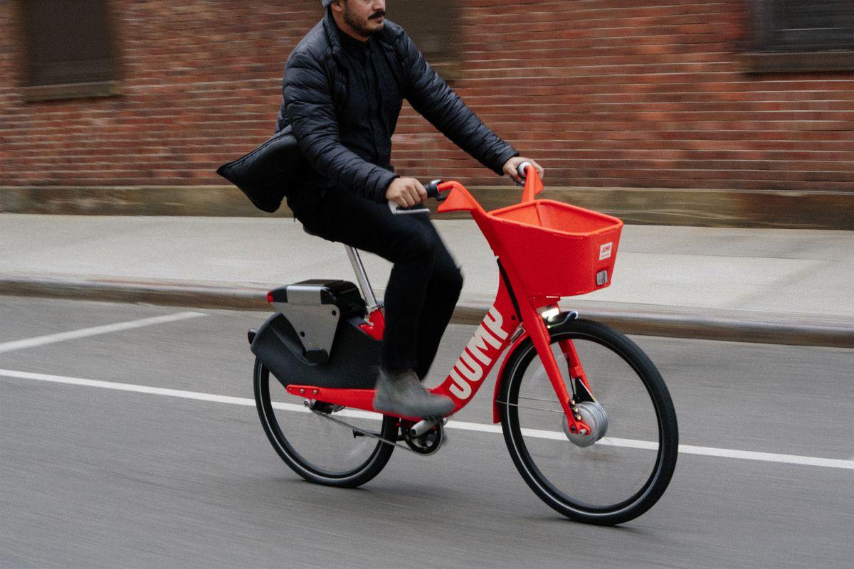 Uber запустит велопрокат