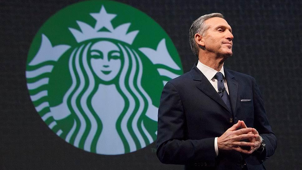 Принципы экс-главы Starbucks Говарда Шульца