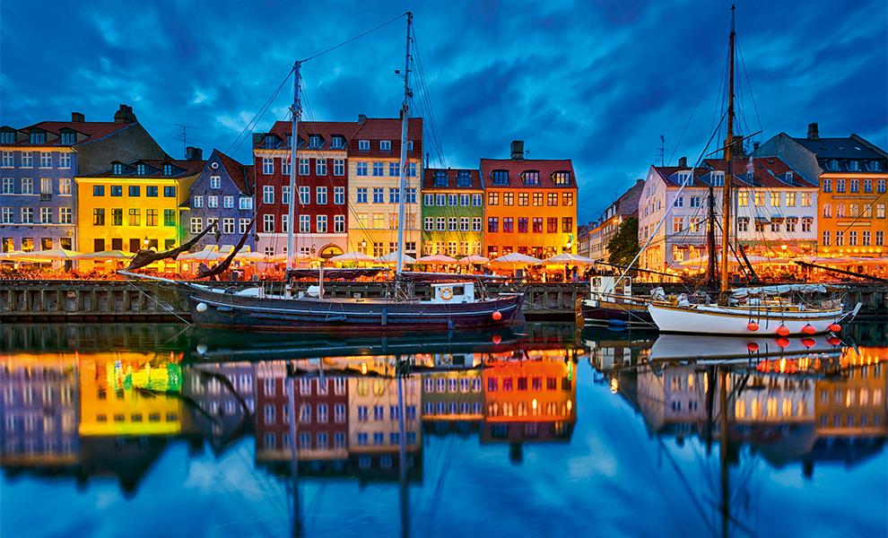 """Копенгаген признан самым """"умным"""" городом на планете"""