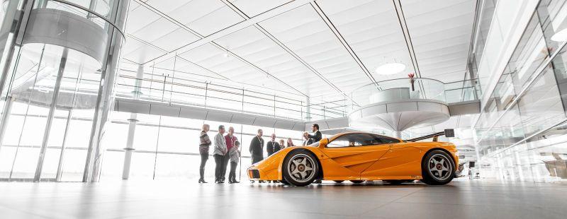 Apple хочет купить McLaren
