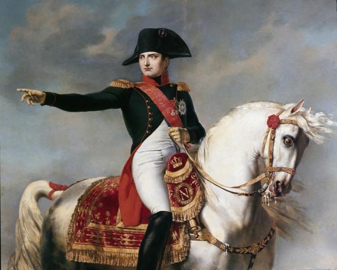 Уроки пиара от Наполеона или Как создать себе идеальный имидж