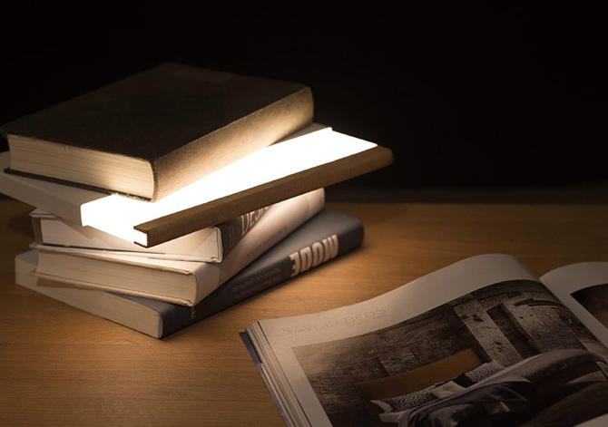 Вещь дня: книжка-ночник