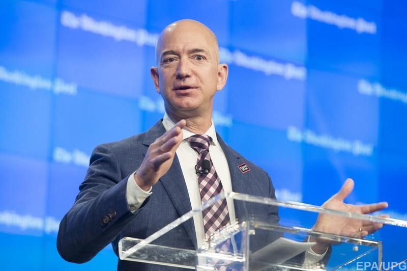Джефф Безос побил личный рекорд прибыли после открытия Amazon Go