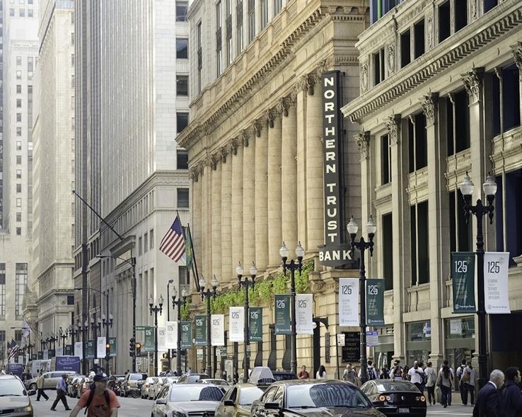 Американский Northern Trust назван лучшим банком для предпринимателей