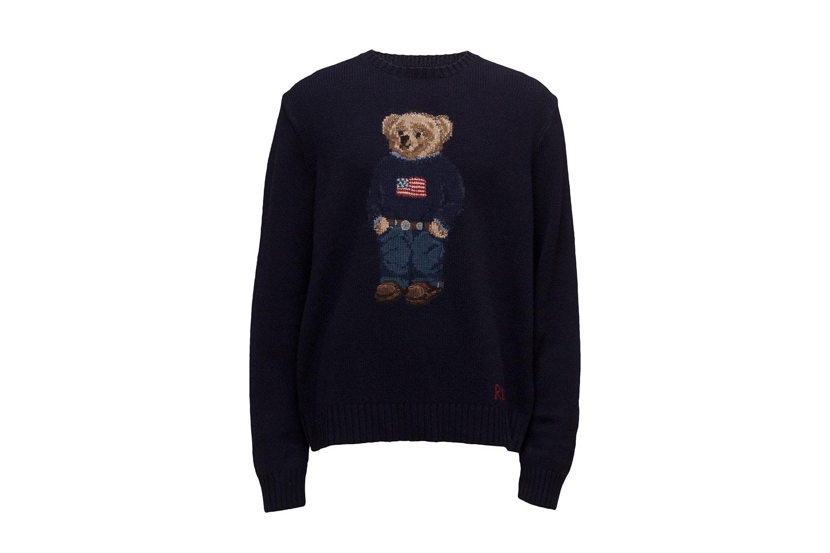 Ralph Lauren может сделать свитер под индивидуальный заказ