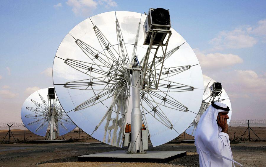Саудовская Аравия построит самую мощную солнечную электростанцию в мире