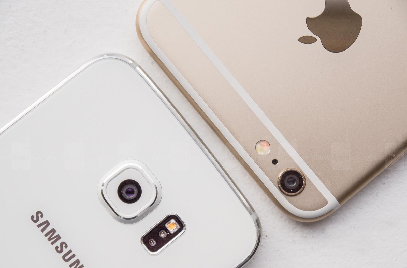 Мир, дружба, жвачка: Apple и Samsung выпустят телефон вместе