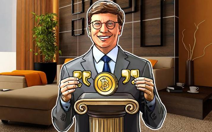 Билл Гейтс вывел биткоин из комы