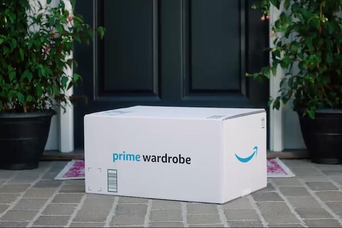 Amazon создал сервис по примерке вещей на дому