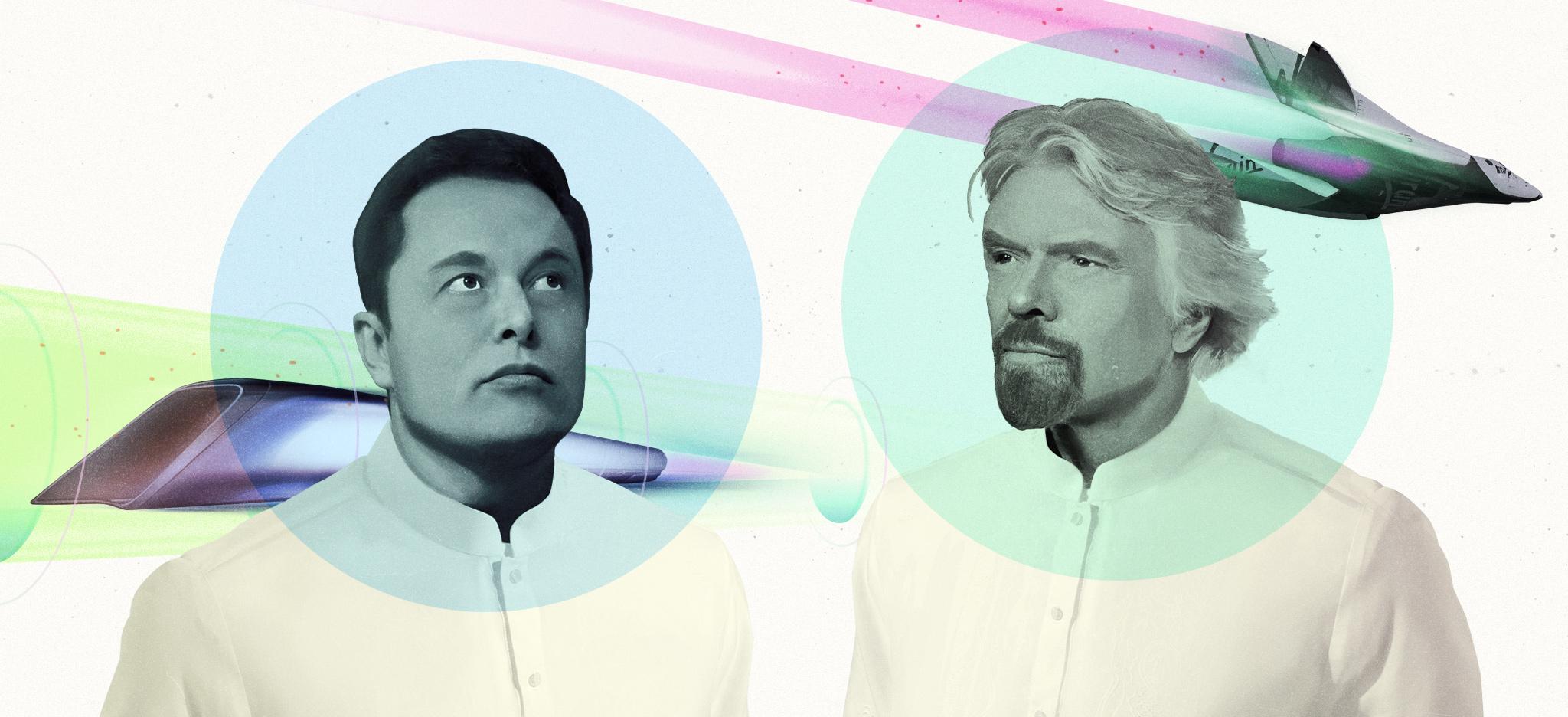 Космическая «гонка» миллиардеров: на что делают ставку Маск, Безос и Брэнсон