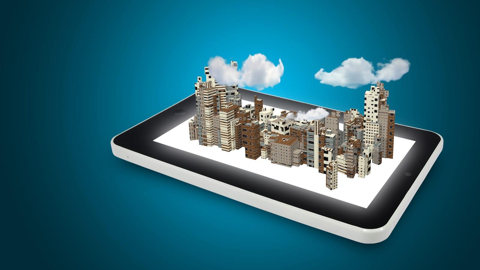 Google построит собственный город будущего
