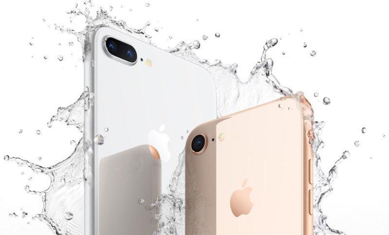 Дата дня: старт продаж iPhone 8 и 8 Plus в Украине