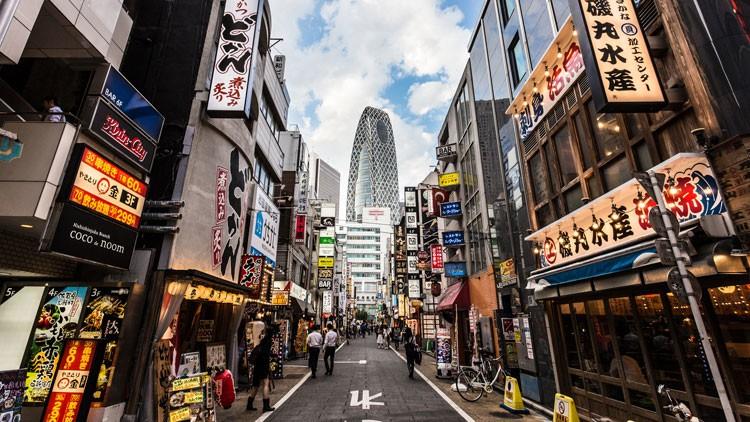 """Токио назван самым """"мишленовским"""" городом в мире"""