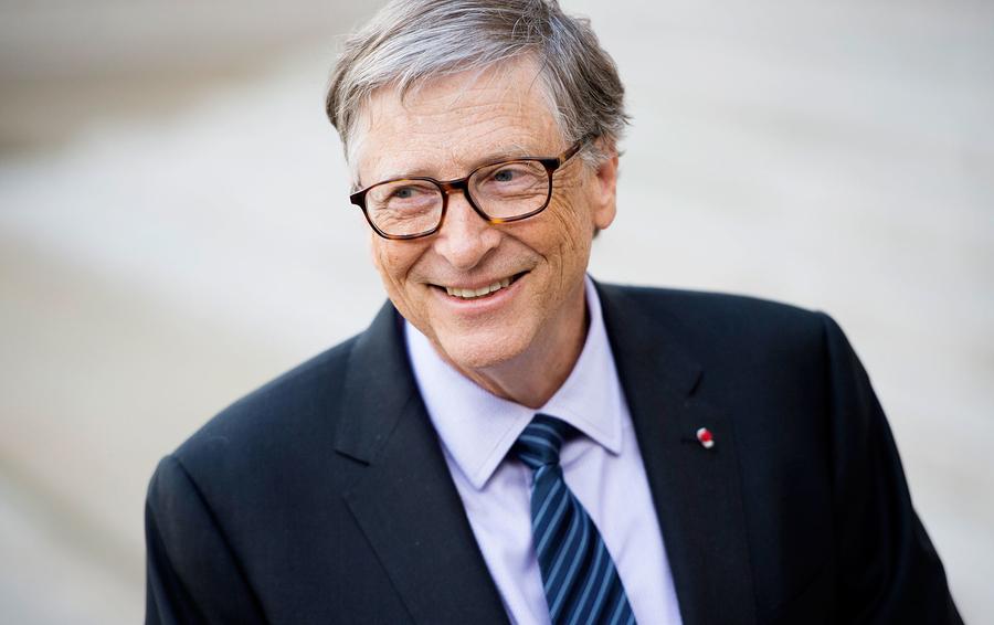 """""""Я программировал днями и ночами"""": правила бизнеса Билла Гейтса"""