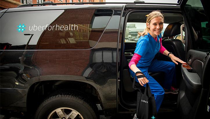 Uber запустил новый сервис для перевозки пациентов