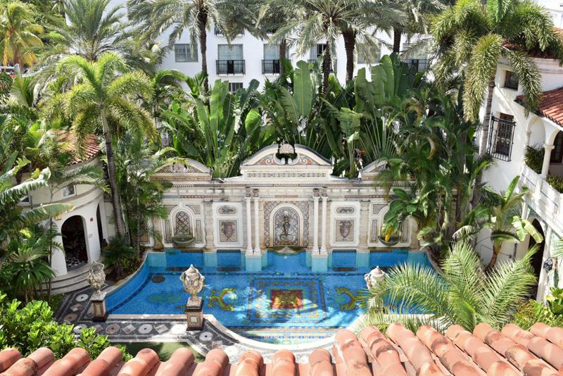 Место на земле: особняк Versace