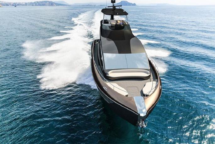 Lexus впервые создали яхту