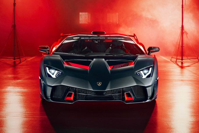 Lamborghini выпустили новый SC18Alston
