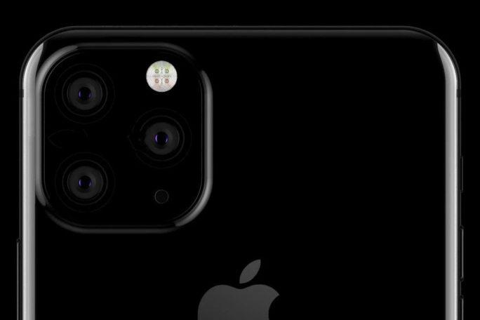Слух дня: нас ждет iPhone с тремя камерами
