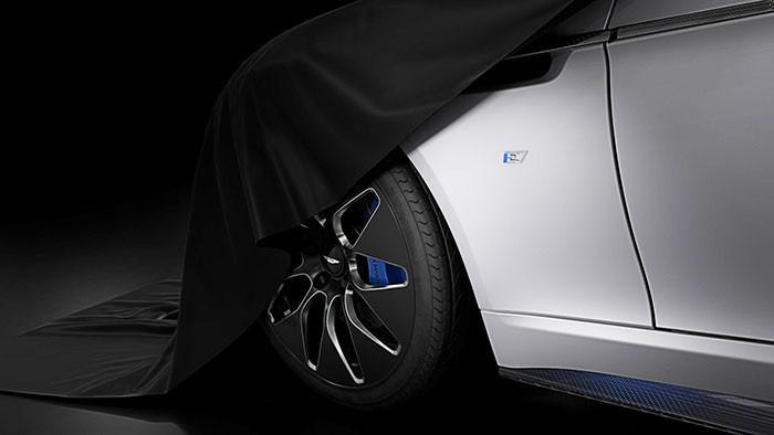 Aston Martin выпустят первый электрокар тиражом в 155 автомобилей