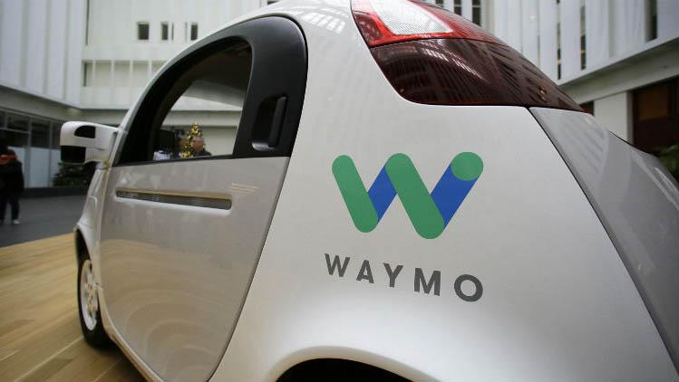 Google придумали машину, которая спасает пешеходов