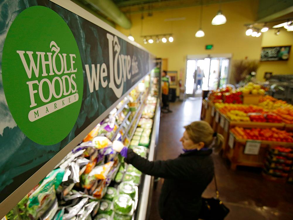 Amazon объявила о покупке Whole Foods