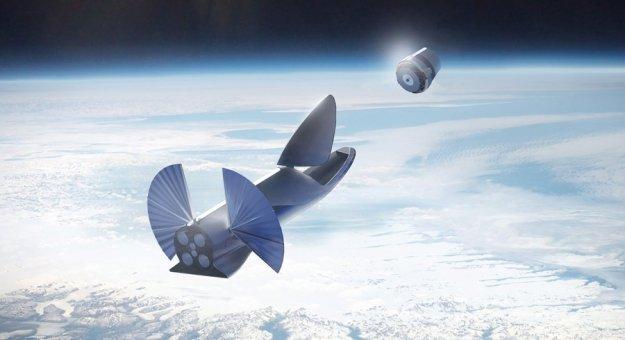 Илон Маск строит суперракету