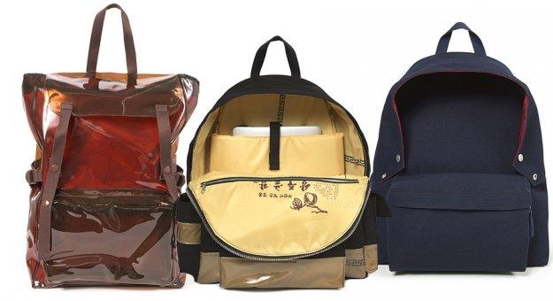 """Раф Симонс представил коллекцию рюкзаков по мотивам """"Бегущего по лезвию"""""""