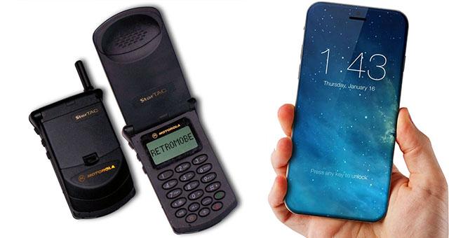 Apple запатентовали складной смартфон и гнущийся дисплей