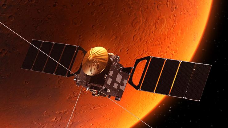 Китай отправит первый зонд на Марс к 2020 году